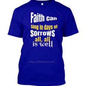 Faith T-Shirts 1