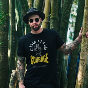 Courage T-Shirt 1